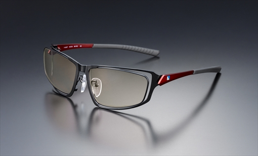 G-SQUARE BLACK-RED Brown