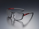 G-SQUARE BLACK-RED Gray
