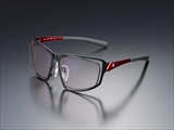 G-SQUARE BLACK-RED Wine-red