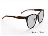 G-SQUARE ユニセックスタイプ ブラック×ブラウン