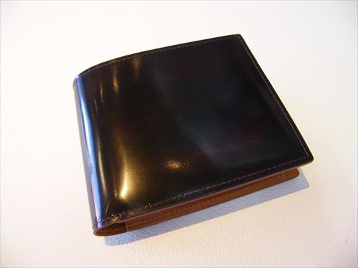 二折財布(小銭入付) ワイン GCKA002E-Z