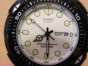 カシオ 腕時計 修理